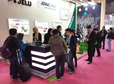 JELU at Food Ingredients China 2017: international trade fair for food ingredients and additives