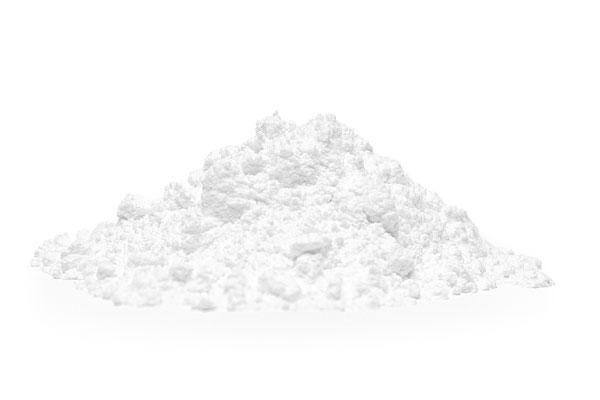 White cellulose powder