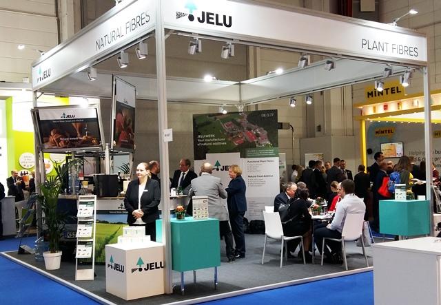 JELU-WERK at FI Europe in Frankfurt