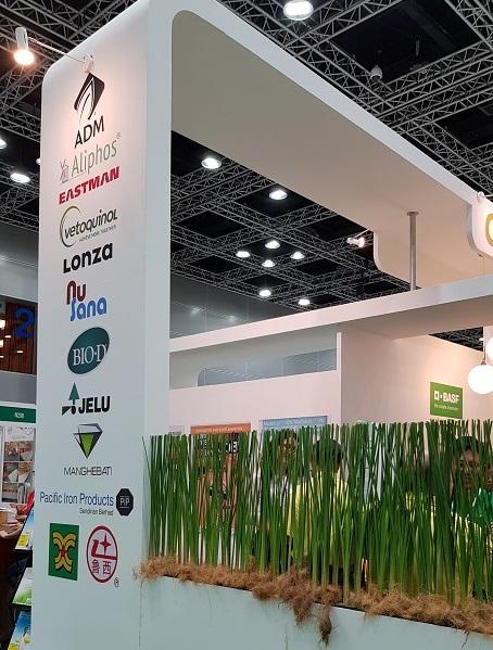 JELUs Vertriebspartner Gladron präsentiert JELUVET® auf der Livestock Asia 2018