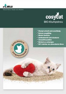 Cover COSYCAT brochure