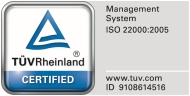 Logo Management System ISO 2200