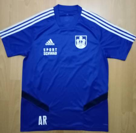 Sportfreunde Rosenberg - front of the football team's training shirt