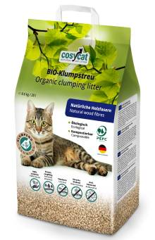 COSYCAT® organic cat litter