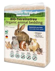 COSYFLOCK® animal bedding