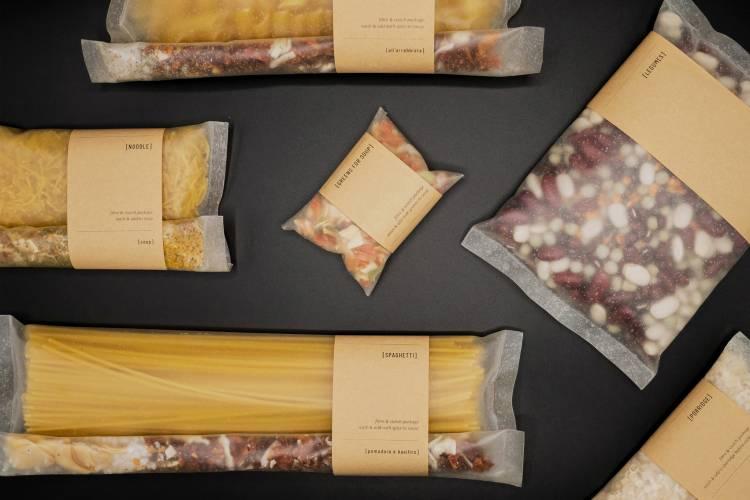 Meal Bag - sustainable food packaging