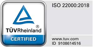 Logo Management System ISO 2200:2018